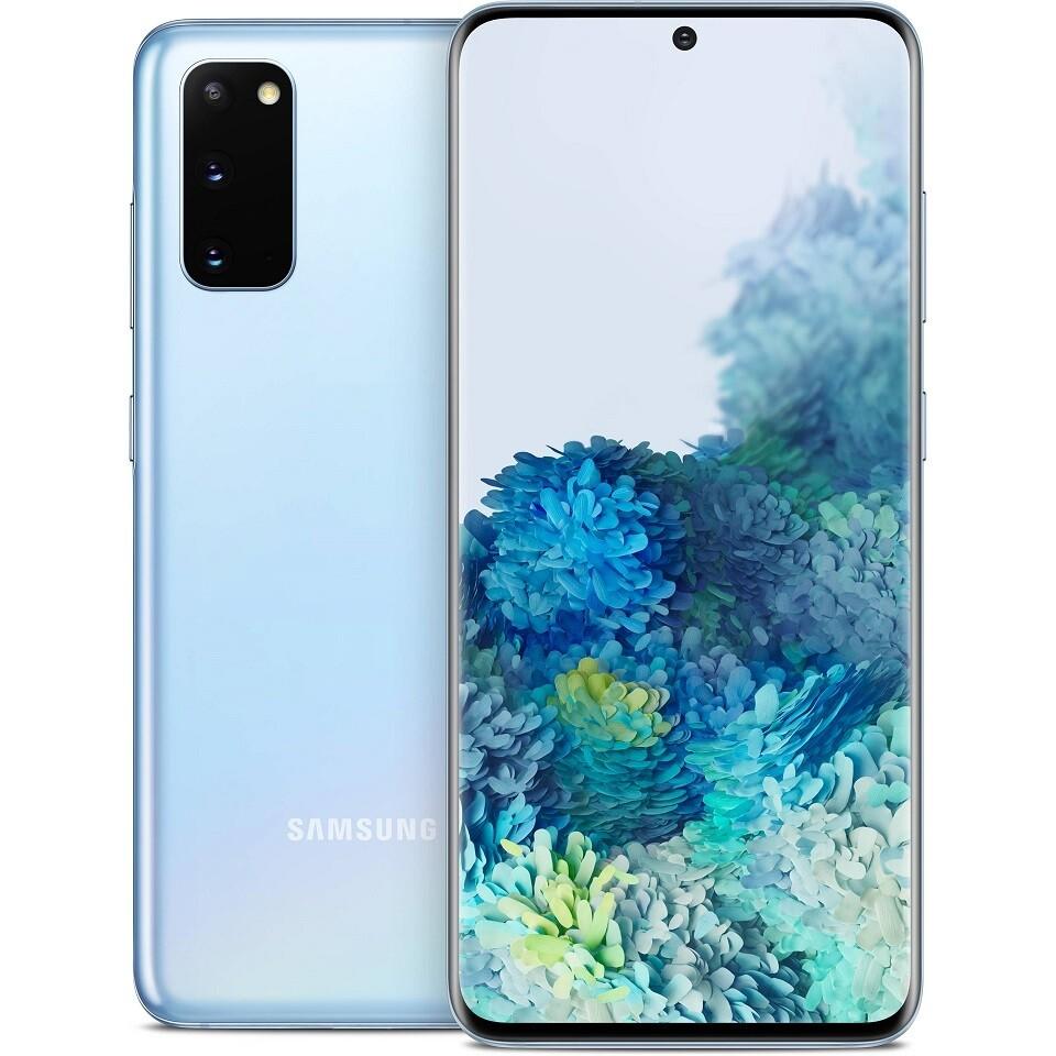 Samsung Galaxy S20 5G, SM-G981N | 128GB Unlocked (Cloud Blue)