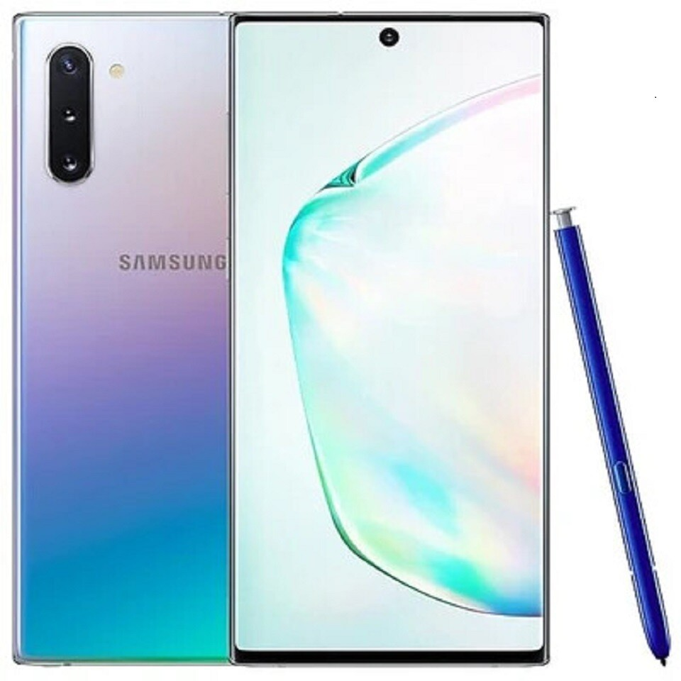 Samsung Galaxy Note 10 5G, SM-N971N | 256GB Unlocked (Aura Glow)