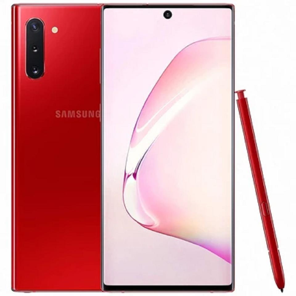 Samsung Galaxy Note 10 5G, SM-N971N   256GB Unlocked (Aura Red)