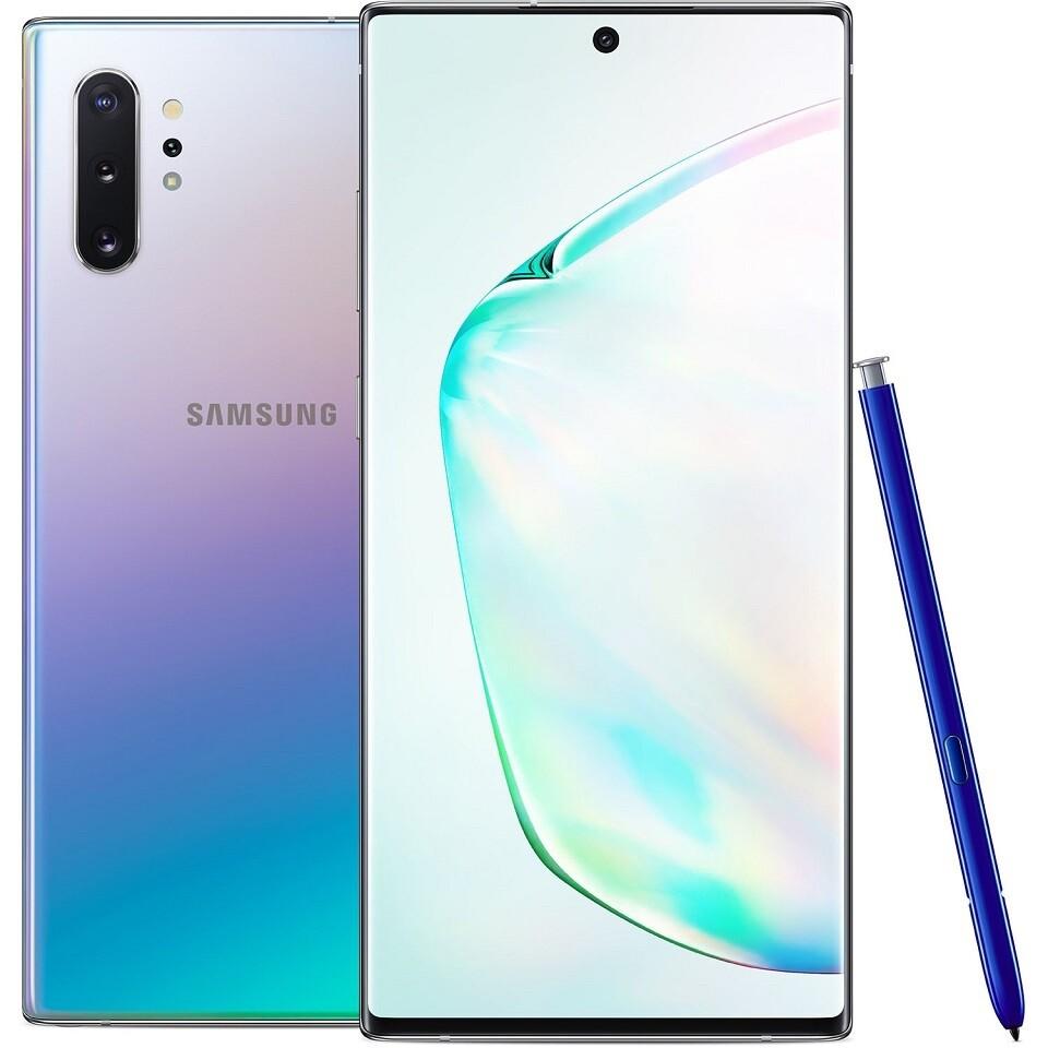 Samsung Galaxy Note 10+ Plus 5G, SM-N976N   256GB Unlocked (Aura Glow)