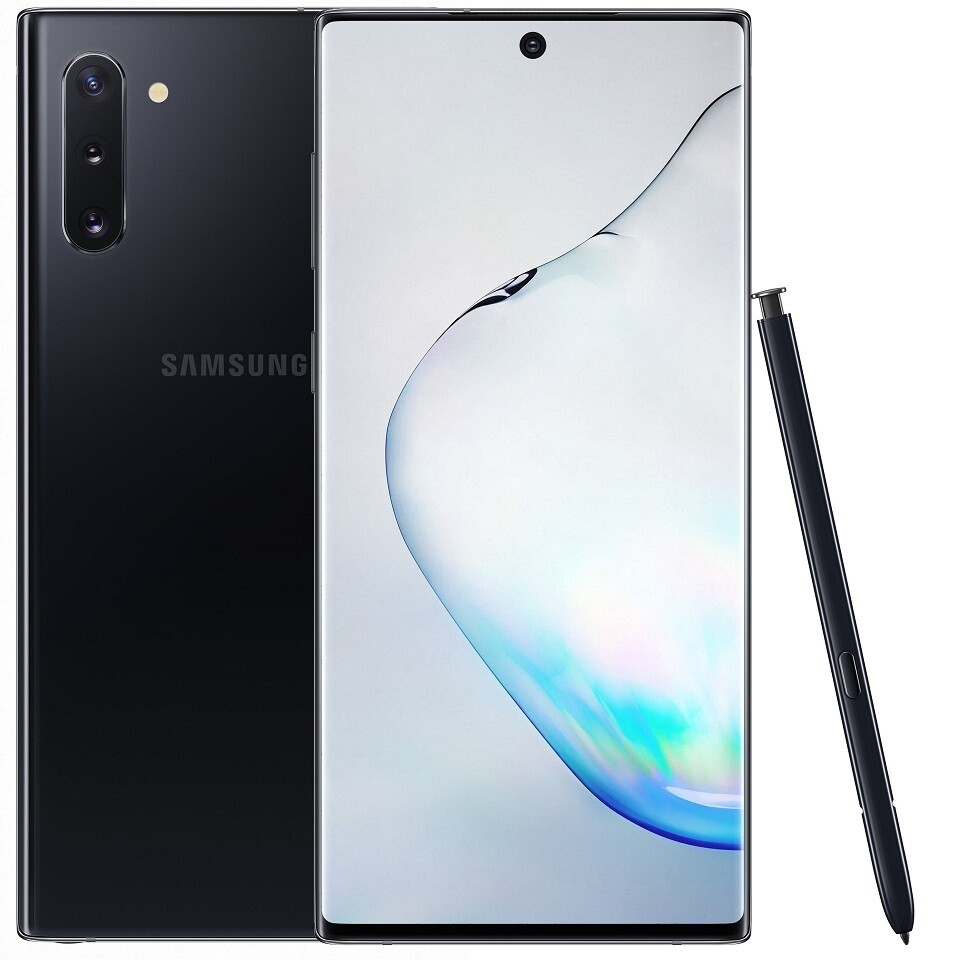 Samsung Galaxy Note 10+ Plus 5G, SM-N976N | 256GB Unlocked (Aura Black)