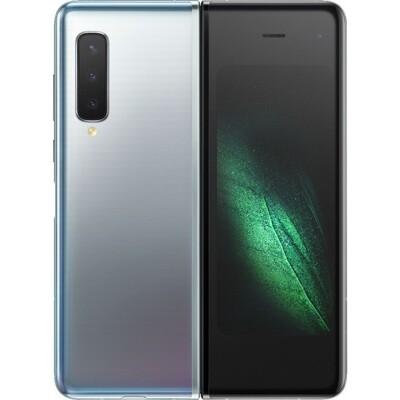Samsung Galaxy Fold 5G, SM-F907N | 512GB Unlocked (Space Silver)