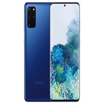 Samsung Galaxy S20+ Plus 5G, SM-G986N | 256GB Unlocked (Aura Blue)