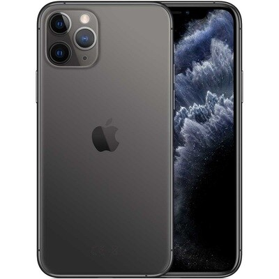 Apple iPhone 11 Pro Max, A2218 | 64GB Unlocked (Space Gray)