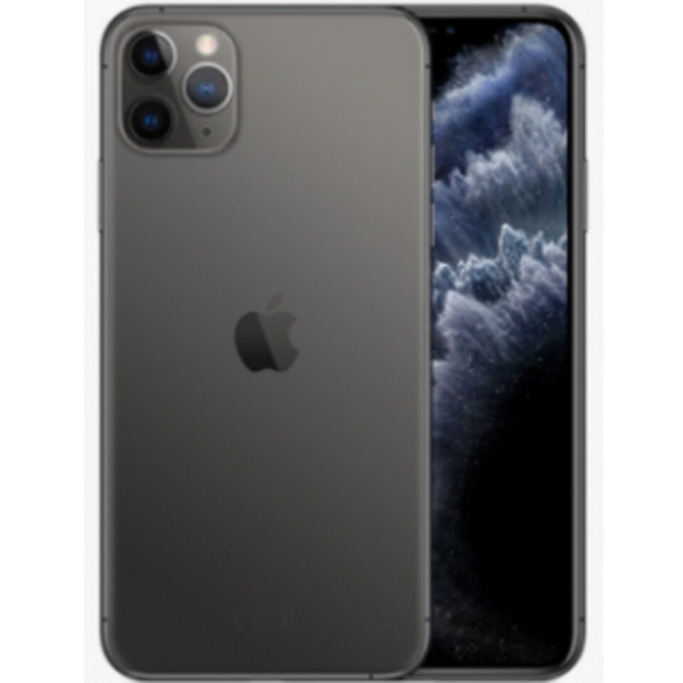 Apple iPhone 11 Pro Max, A2218 | 256GB Unlocked (Space Gray)