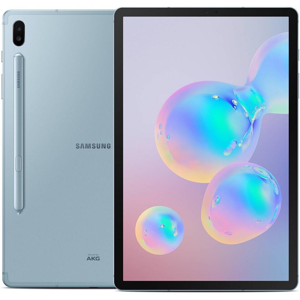 """Samsung Galaxy Tab S6, WiFi Only 10.5"""" SM-T860N   256GB (Cloud blue)"""