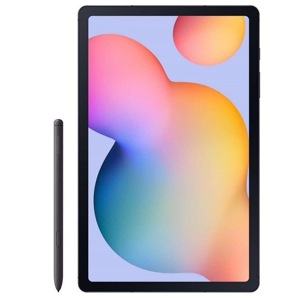 "Samsung Galaxy Tab S6 Lite, LTE 10.4"" SM-P615N | 128GB Unlocked (Oxford Gray)"