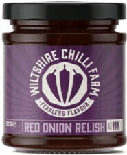 RED ONION RELISH 227G