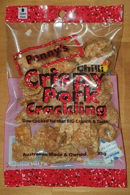 CHILLI PORK CRACKLING