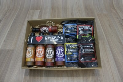 LARGE CHILLI LOVERS HAMPER