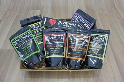 LARGE JERKY LOVERS HAMPER