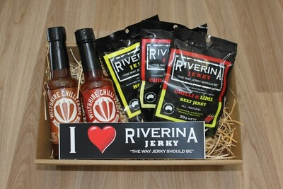 SMALL CHILLI LOVERS HAMPER