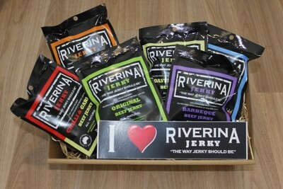 SMALL JERKY LOVERS HAMPER