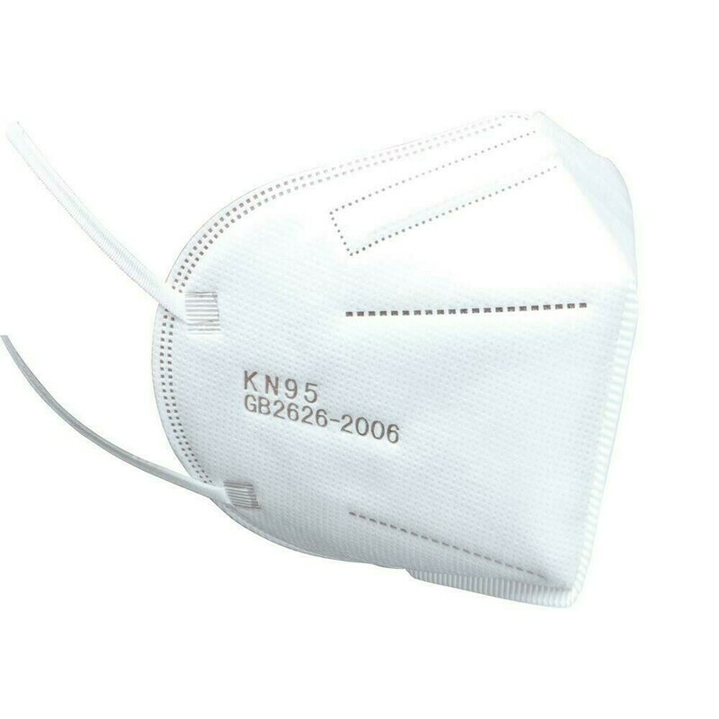 KN 95 Mask 5 pack