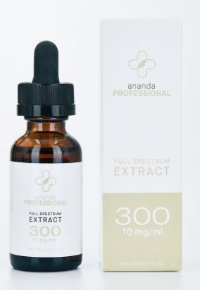 Ananda Professional Sublingual Drops 300 mg