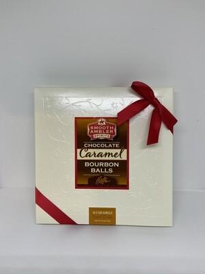 Smooth Ambler Chocolate Caramel Bourbon Balls