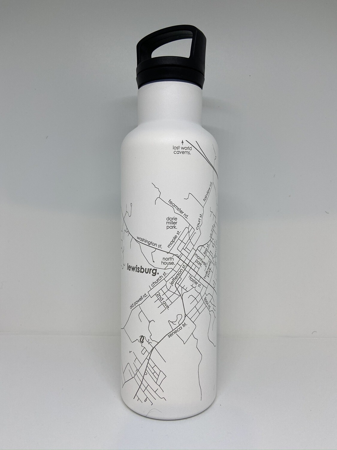 Well Told Insulated Water Bottle - LWB
