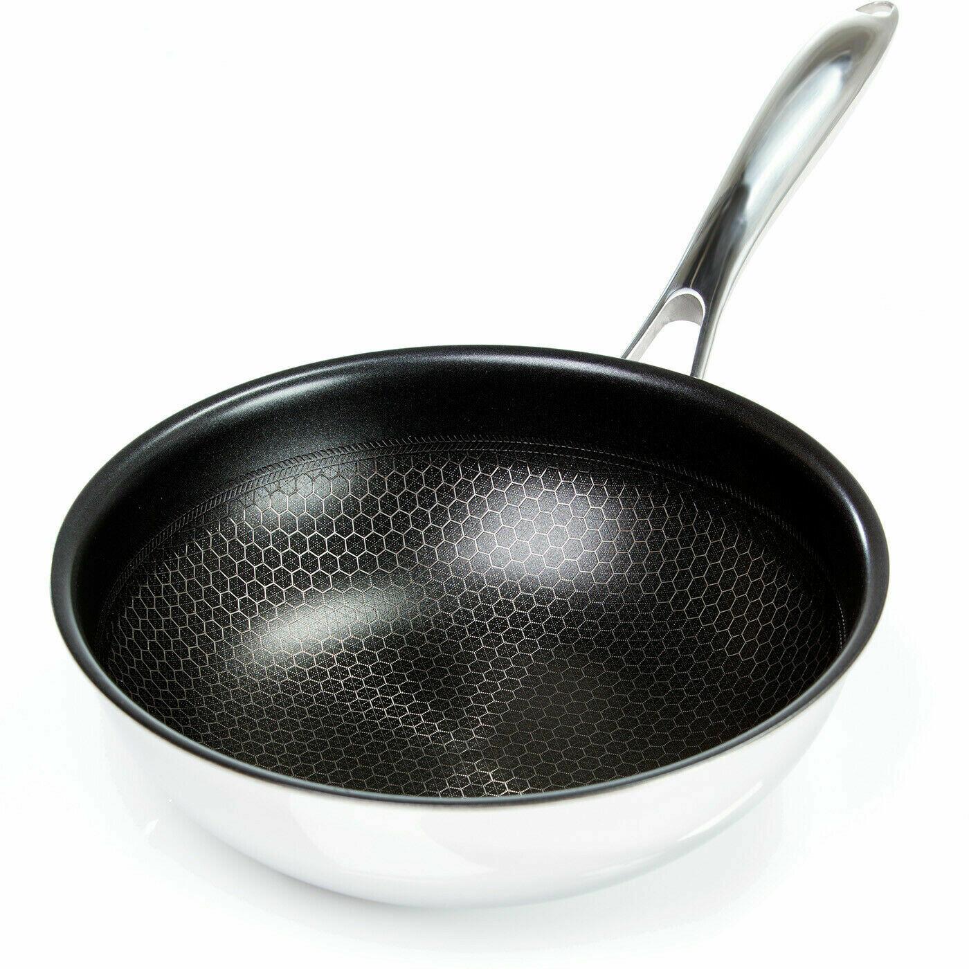 "Frieling Black Cube Chef Pan 9.5"" 2.5 Qt."