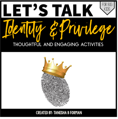 Identity and Privilege Lesson Plans