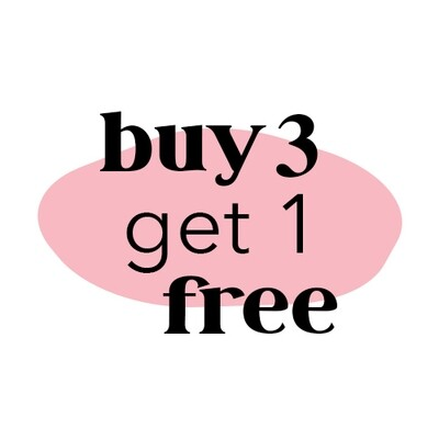 Buy 3 Lash Lifts get 1 free!