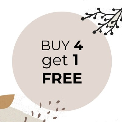 BUY 4 GET 1 FREE SPA MANICURE