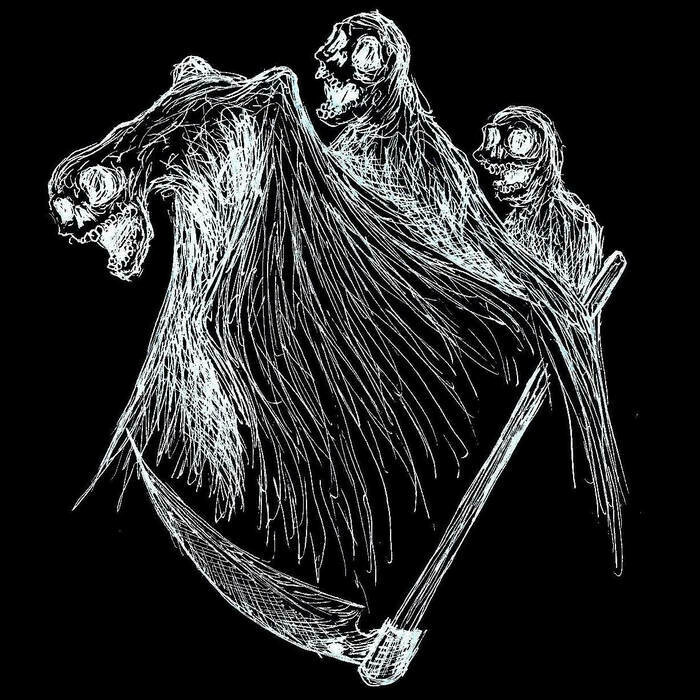 ANGE DE LA MORT - Evocation of That Which Appears Behind the Stones of Sorrow