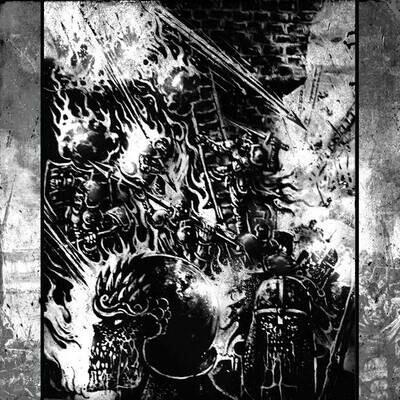 POPIEL - Undying Insurmountable Chaos