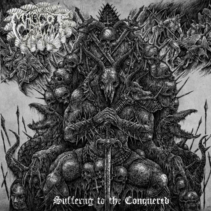 MAGGOT CROWN - Suffering to the Conquered
