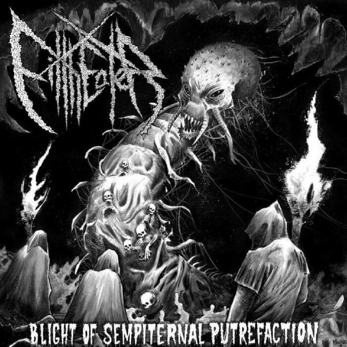 FILTHEATER - Blight of Sempiternal Putrefaction