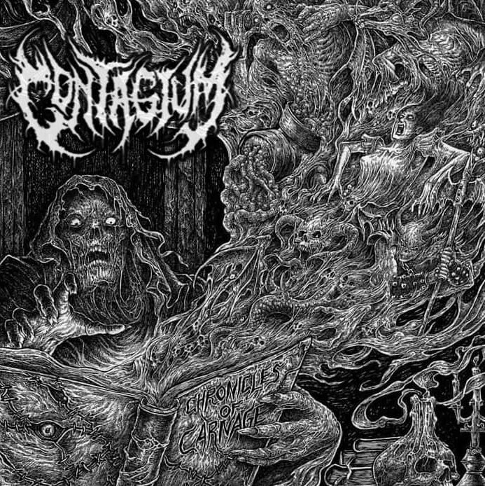 CONTAGIUM - Chronicles of Carnage