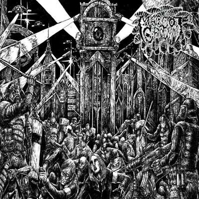 MAGGOT CROWN - Cryptic Immoral Secure