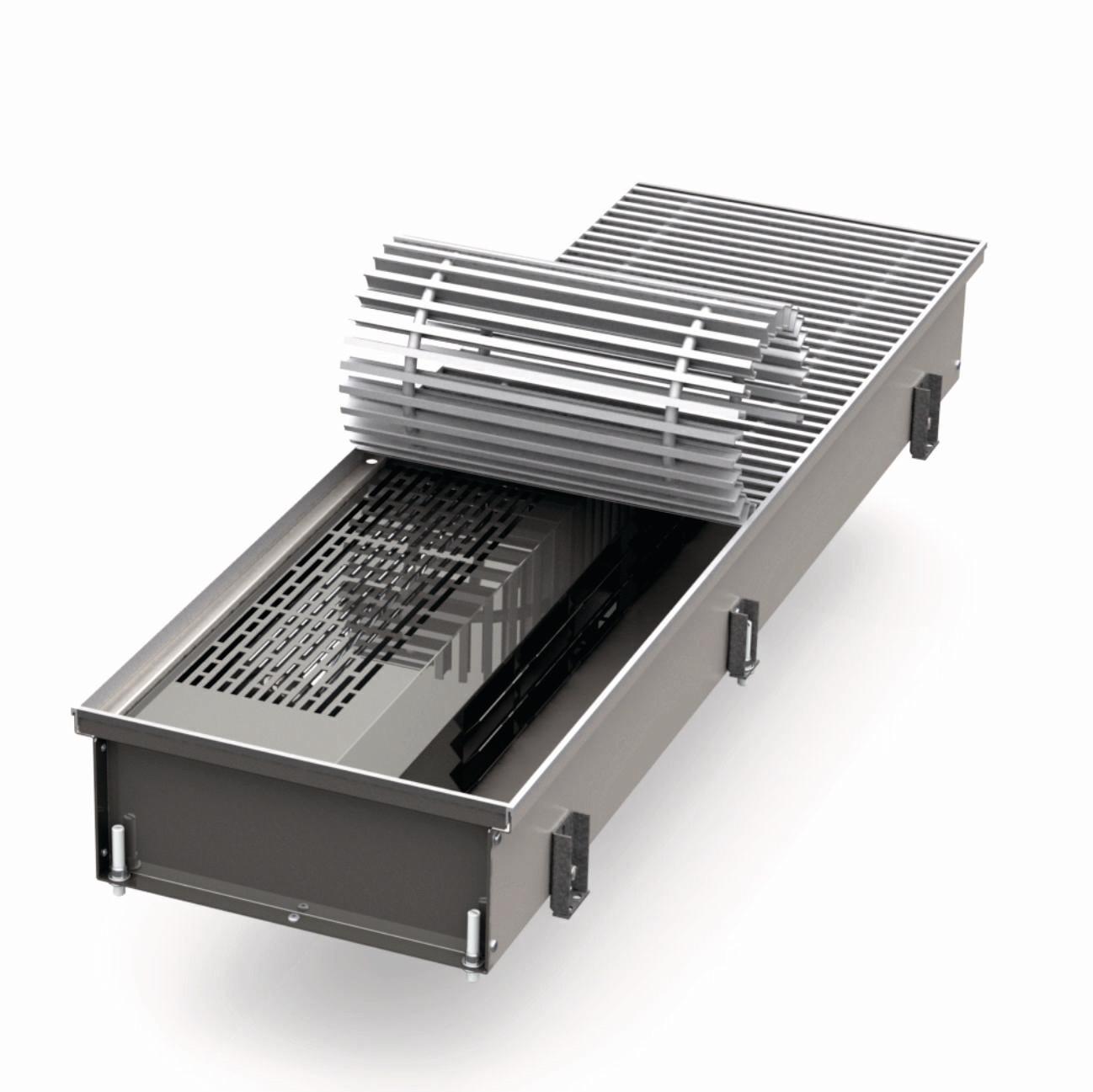 Elektrický podlahový konvektor EXX