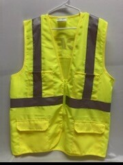 CORNERSTONE CLASS 2 MESH BACK SAFETY VEST (CSV405) - 3X