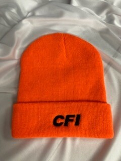 STOCKING CAP - BLAZE ORANGE