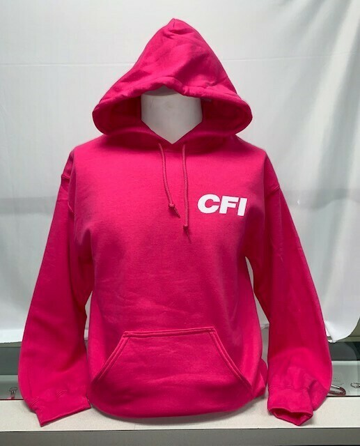 HOODIE PINK - SMALL
