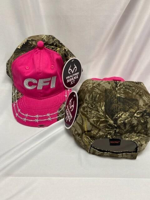 CAP (CBRB-150) FUCHSIA/REALTREE