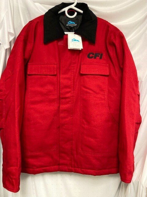 JACKET (CANYON 4900) RED -   2X