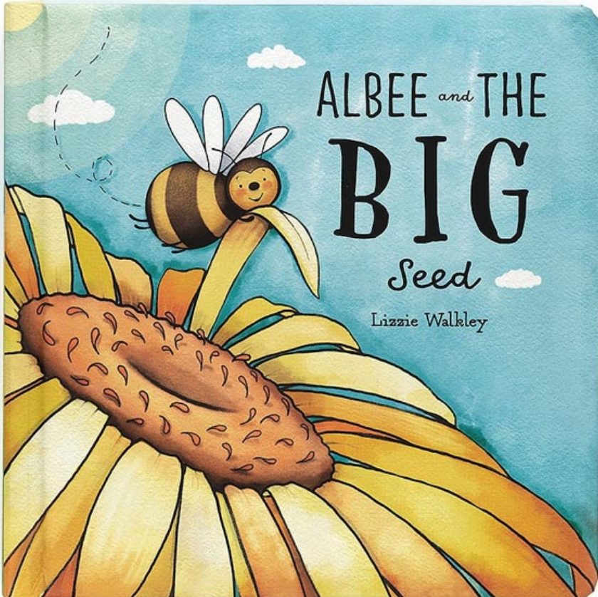 """""""Albee And the Big Seed"""" book"""