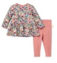 Flower Fields tunic & legging set