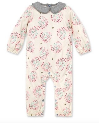 flowering dogwood jumpsuit