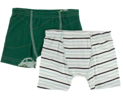 boxer briefs - parisian stripe 6/8