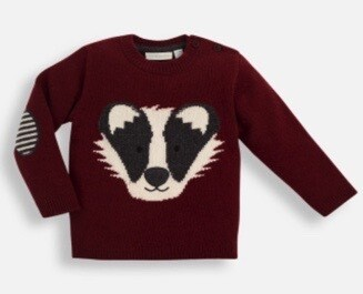 Badger sweater