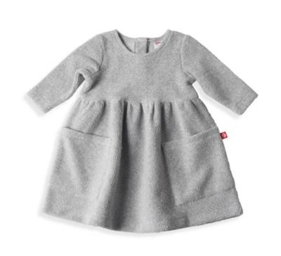 Zutano cozy fleece dress