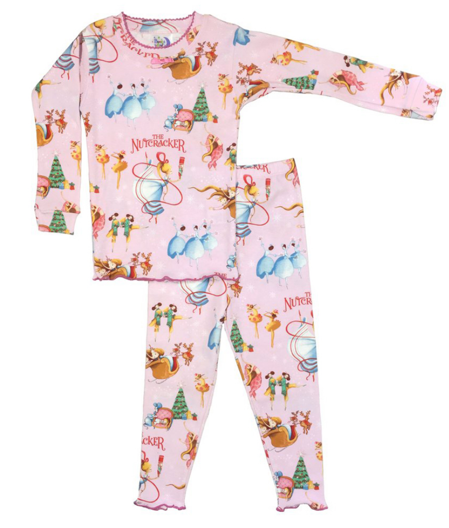 Books to Bed 2 Piece PJ set - 2T Nutcracker