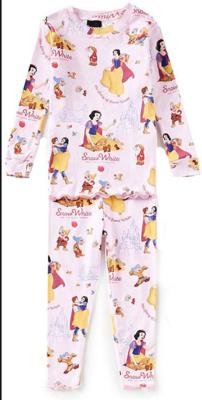 Books to Bed 2 Piece PJ set - 3T Snow White