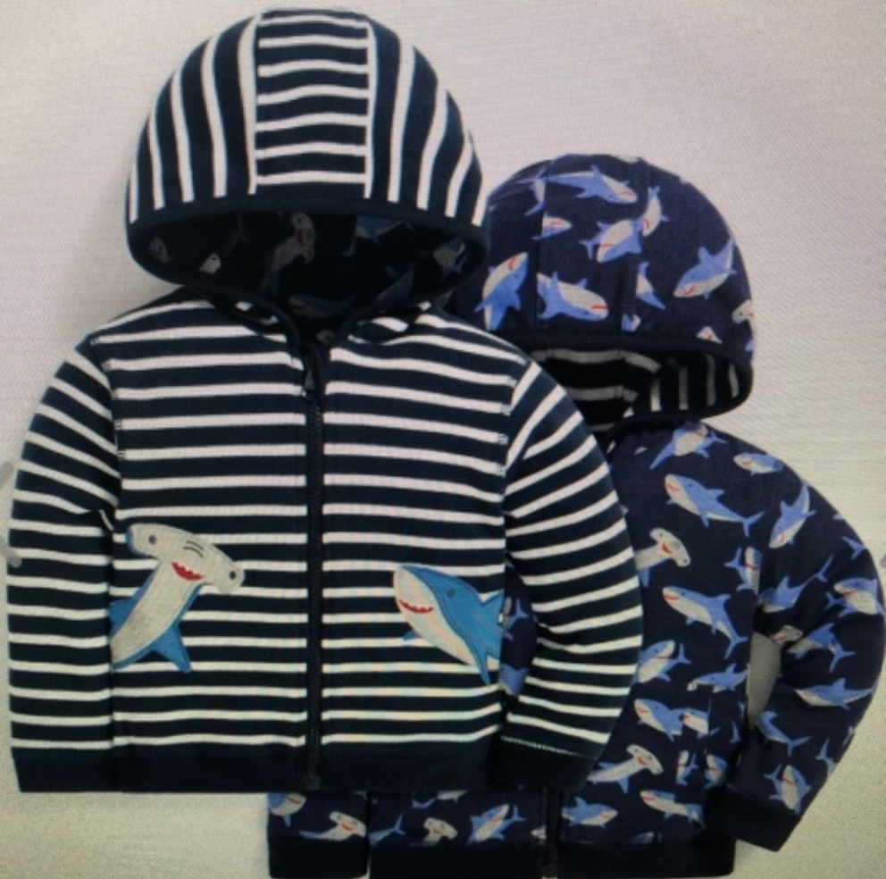 jojo rev. shark hoodie 47.95