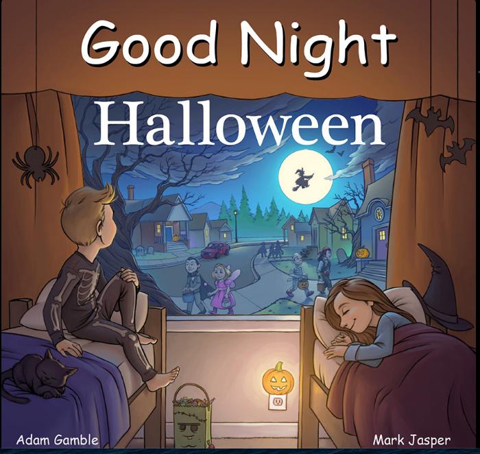 Good Night Halloween
