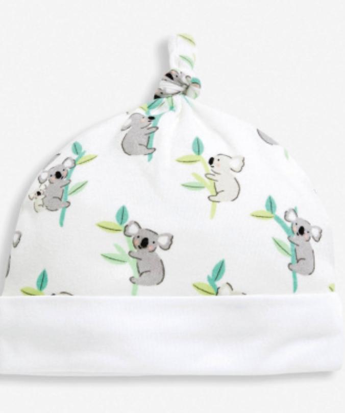 koala print hat