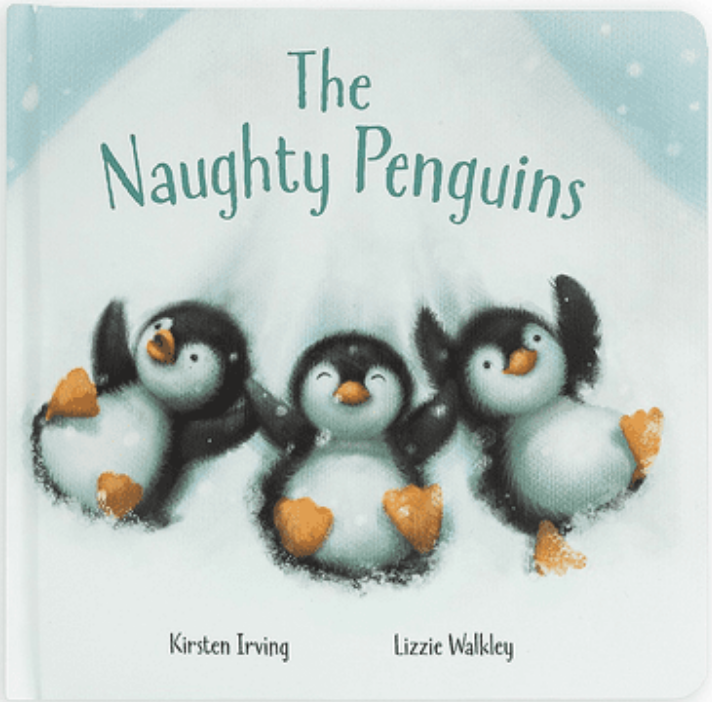 """""""The Naughty Penguins"""""""