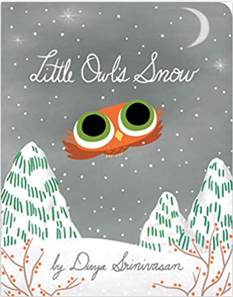 """Little Owl's Snow"""